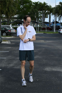 training for Miami Corporate Run