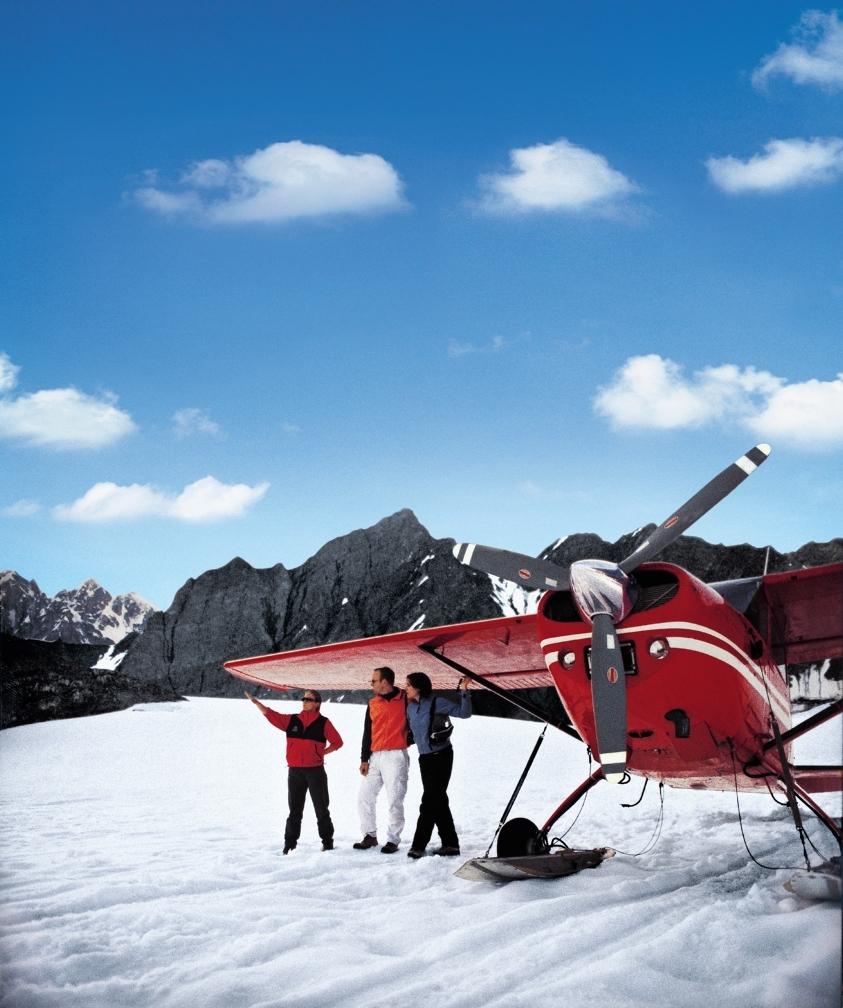 Alaska Plane Tour