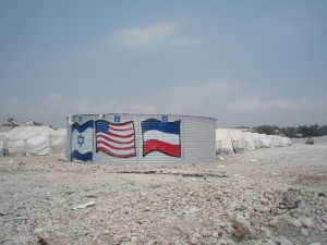 Water Tanks In Haiti