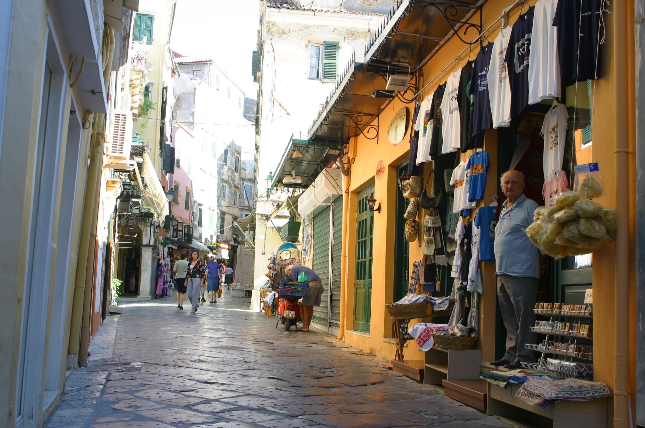 Old Town Korfu