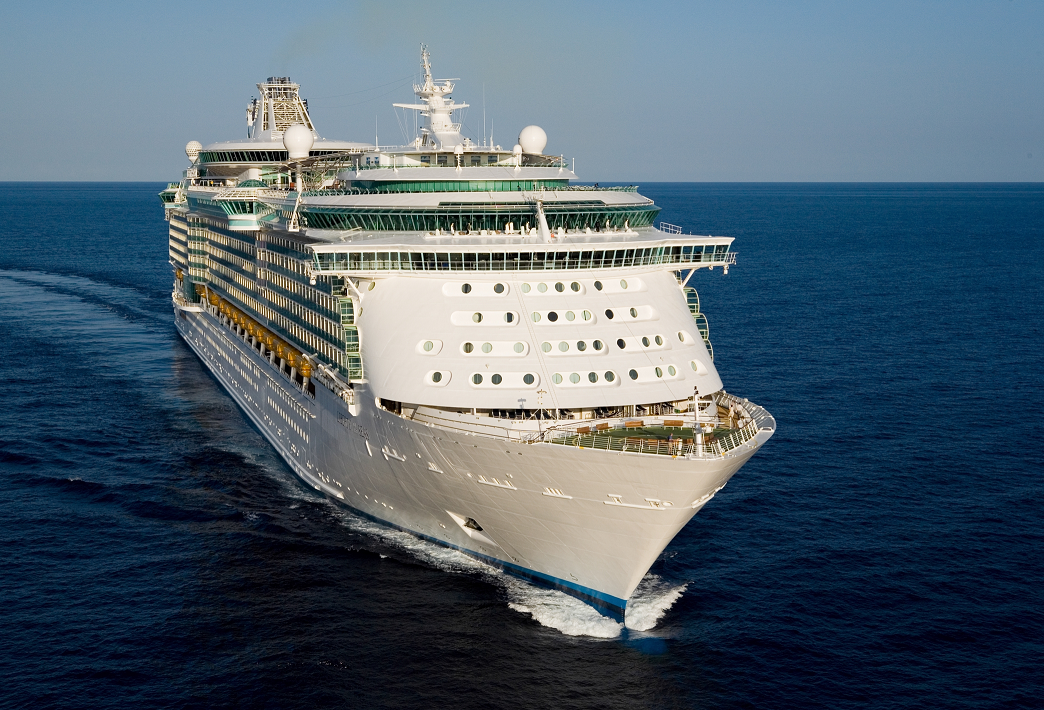 Liberty of the Seas at Sea