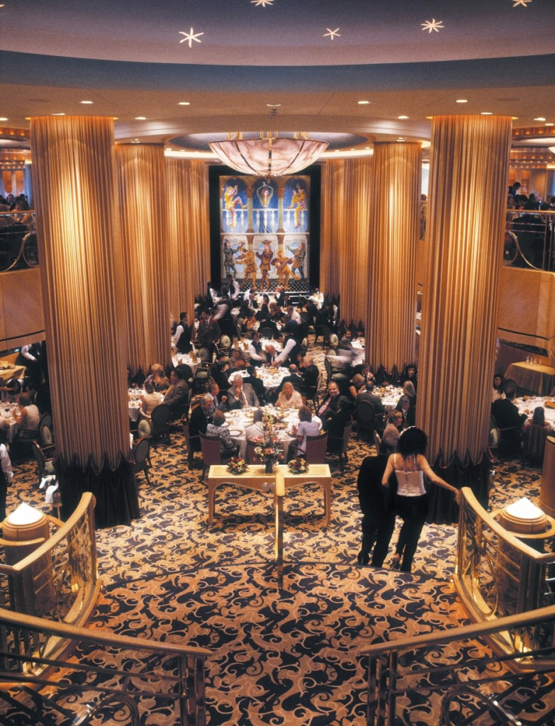 Brilliance of the Seas Dining Room