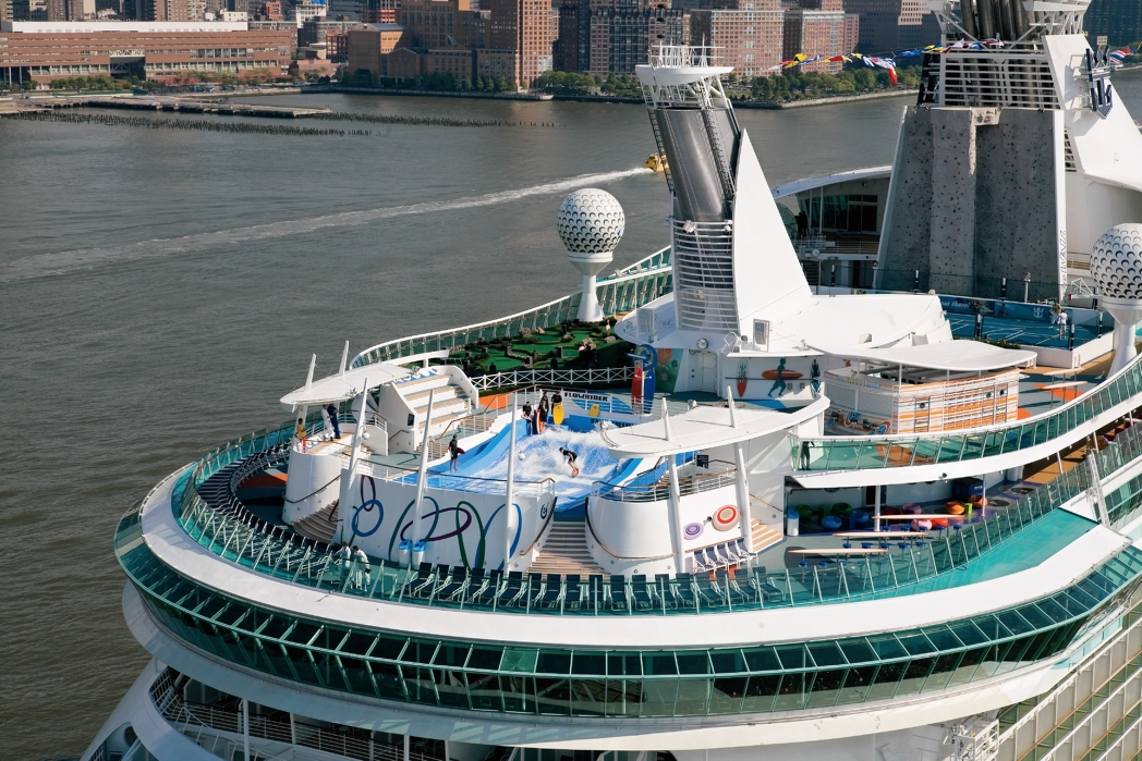 Freedom of the Seas FlowRider