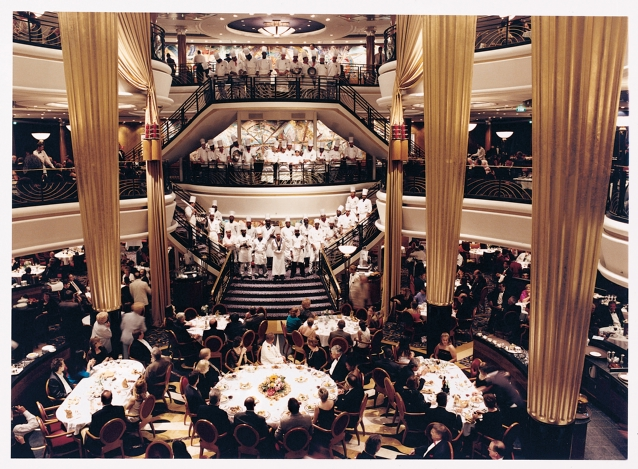 Explorer of the Seas Dining Room