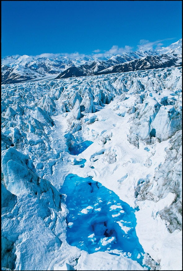 Alaskan Glacier 