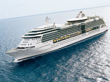 Royal Caribbean Announces Caribbean and Panama Canal Cruises Vision of The Seas