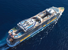 EXPLORE EUROPE ONBOARD OASIS OF THE SEAS.