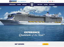Quantum of the Seas – Book Now