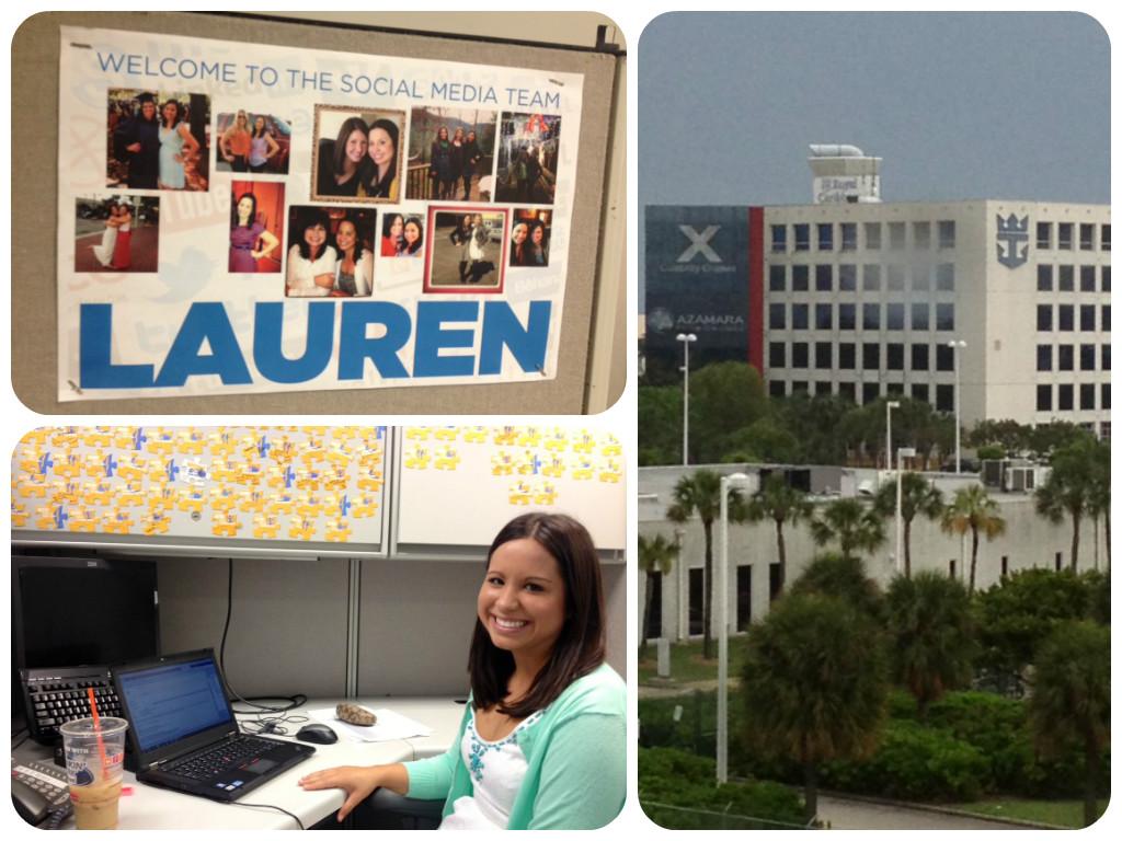 Social Media Intern Lauren